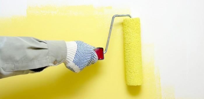 Thợ sơn sửa chữa nhà ở tại quận 11