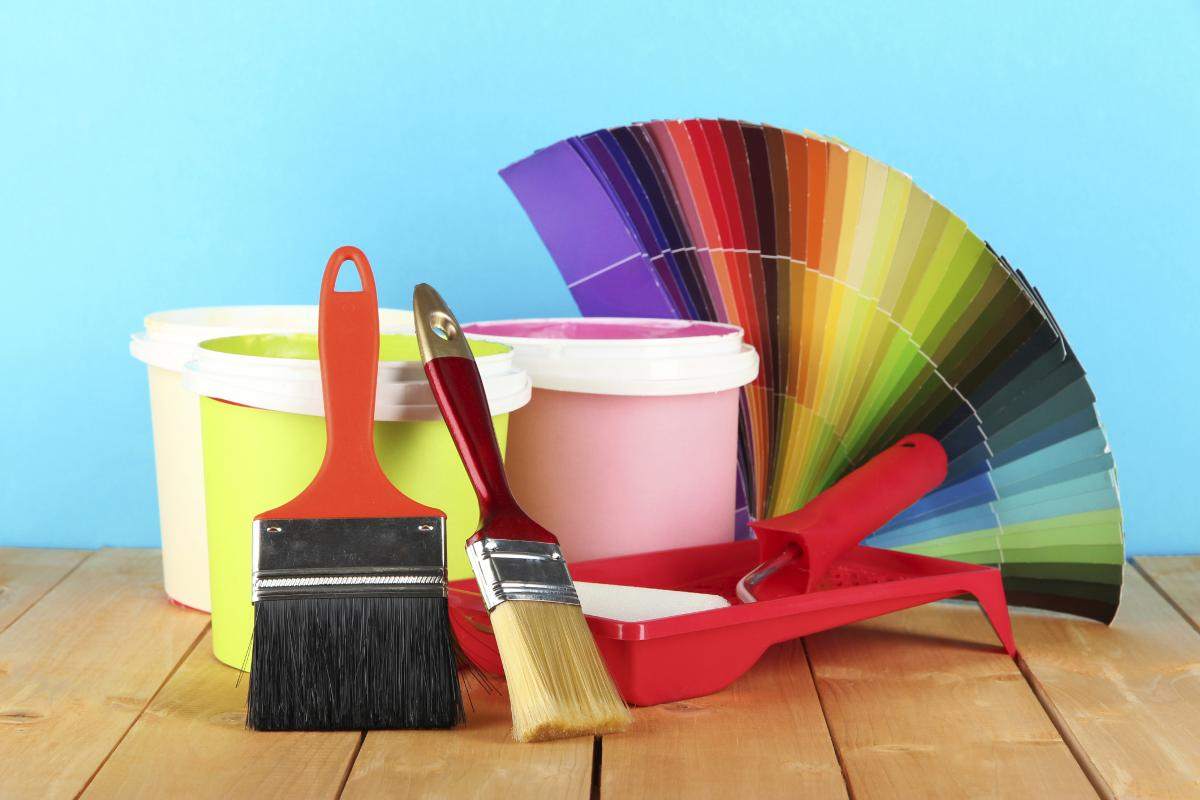 Thợ sơn sửa chữa nhà ở tại quận 12