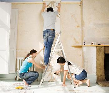 Thợ sơn sửa chữa nhà ở tại quận bình thạnh