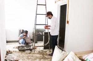 Thợ sơn sửa chữa nhà ở tại quận tân bình