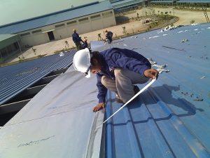 Thợ chống thấm dột mái nhà ở đồng nai