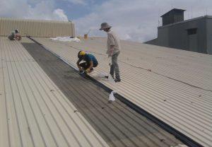 Thợ chống dột mái tôn nhà ở đồng nai chuyên nghiệp
