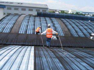 Thợ chuyên chống dột mái tôn nhà ở quận 10