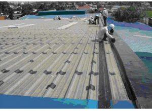 Thợ chuyên chống dột mái tôn nhà ở quận 12