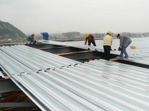 Thợ chuyên chống dột mái tôn nhà ở thủ đức
