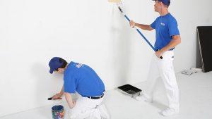Thợ chuyên nhận sơn sửa nhà ở tại Bình Dương