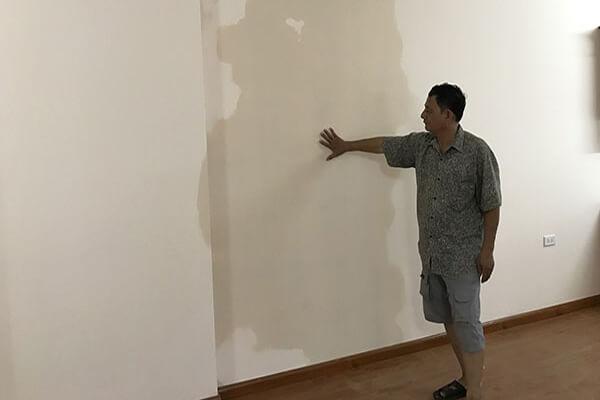 Phương pháp chống thấm tường hiệu quả